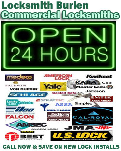 Commercial Locksmith Burien Wa